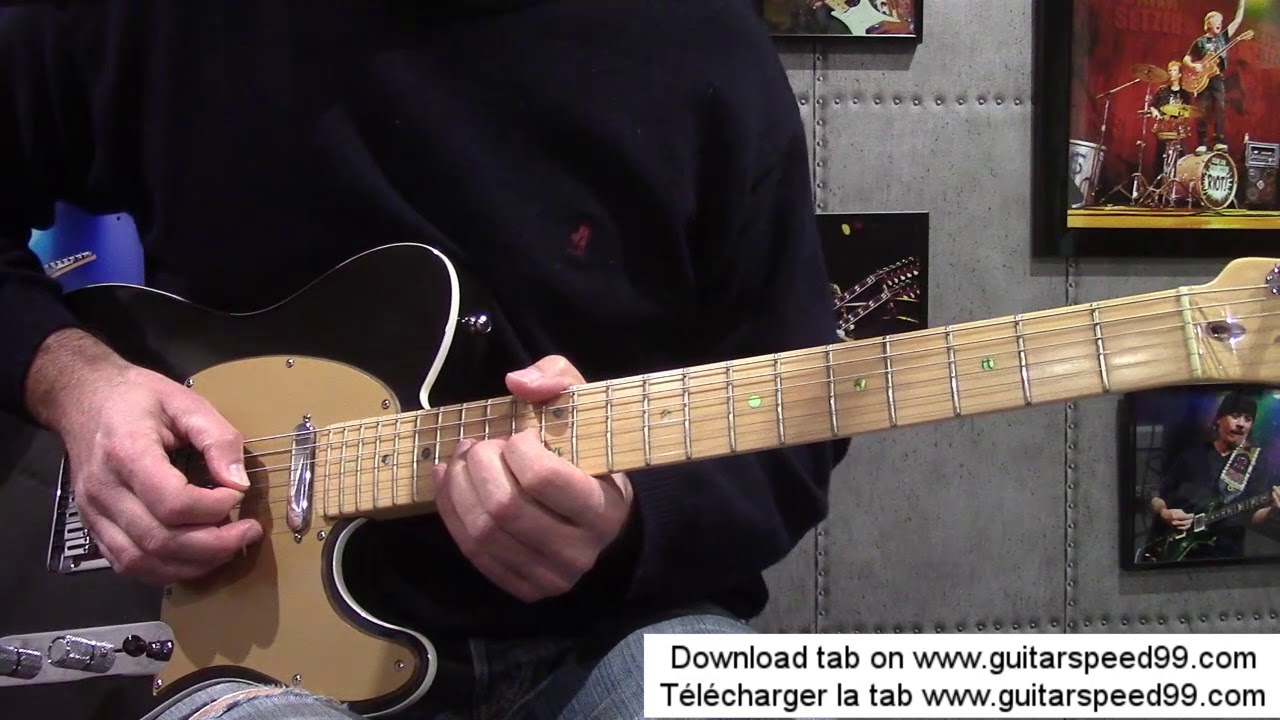 Cours de guitare brothers in arms (dire straits) youtube.