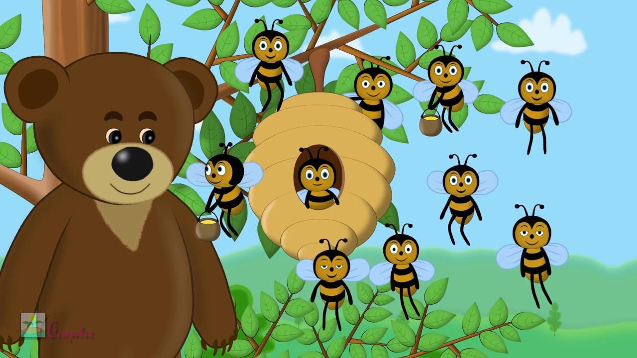 продаже картинки мишка и пчелы саморезов наличии резьбы