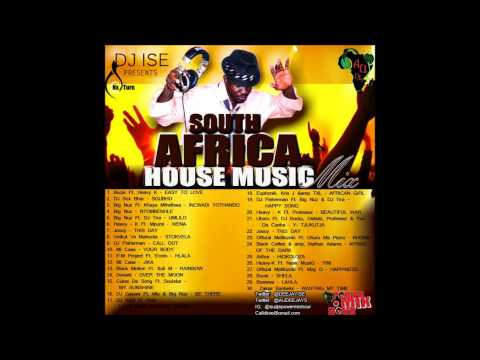 SOUTH AFRICA HOUSE MUSIC