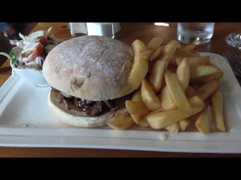 Food and Restaurants Along the Dingle Way, Ireland