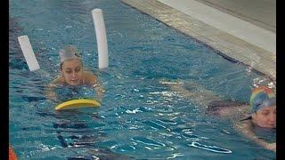 видео Можно ли беременным ходить в бассейн