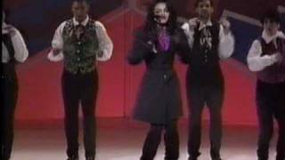 Janet Jackson -Escapade live mix (winning & performing)1990