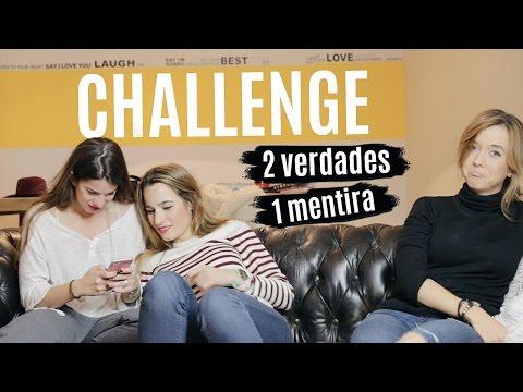 CHALLENGE 1 mentira 2 verdades | con Marta Riumbau & Fetsquins