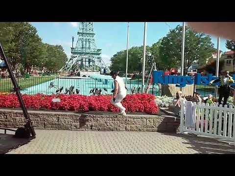 King island. Ultimate stunt show