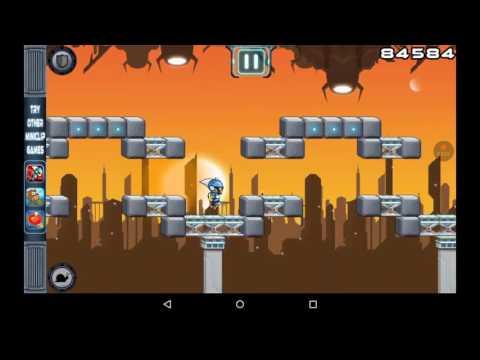 Gravity guy          (story mode) chapter one run