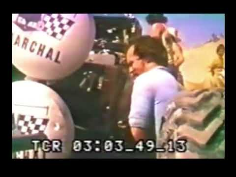 Watch Mickey Thompson Win The Baja 1000 In 1982