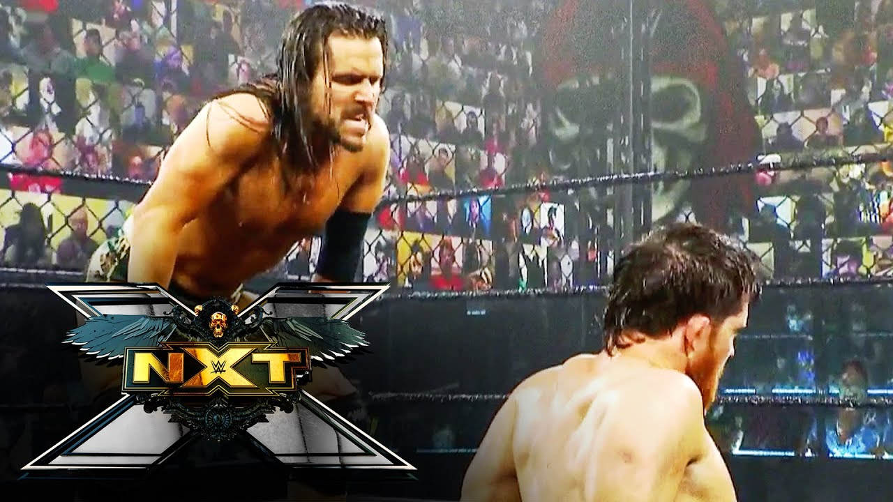The aftermath of Kyle O'Reilly and Adam Cole's epic battle: WWE NXT, April 13, 2021