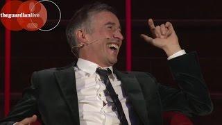 Steve Coogan meets Armando Iannucci | Guardian Live