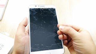 видео Защитные стекла для Вашего смартфона