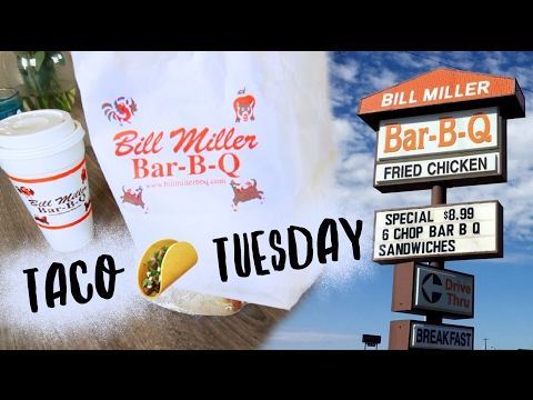 Breakfast Tacos from Bill Miller BBQ: Part 2 - Taco Tuesday - San Antonio Food Review