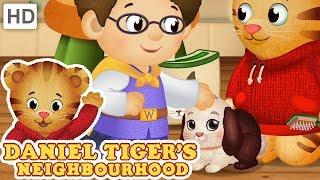 Daniel Tiger 🤴 My Best Friend Prince Wednesday (Part 2/2) | Videos for Kids