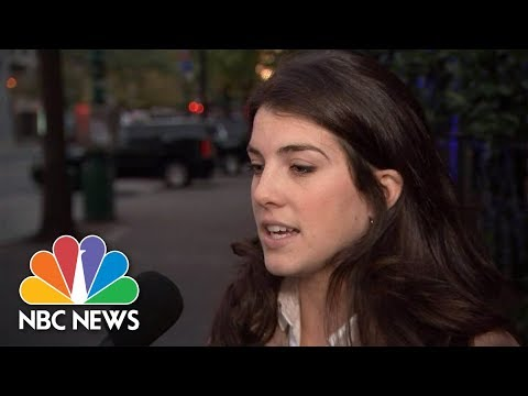 Lower Manhattan Attack Witness Emily Long: All I Saw Was Chaos | NBC News