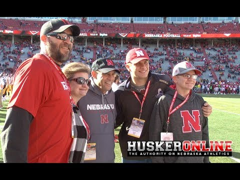 HOL HD: Nebraska vs. Iowa Sights & Sounds