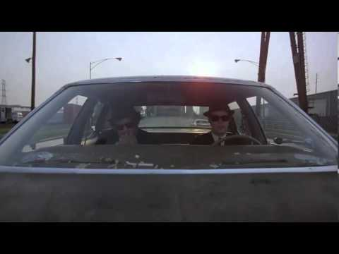 Blues Brothers Cop Motor