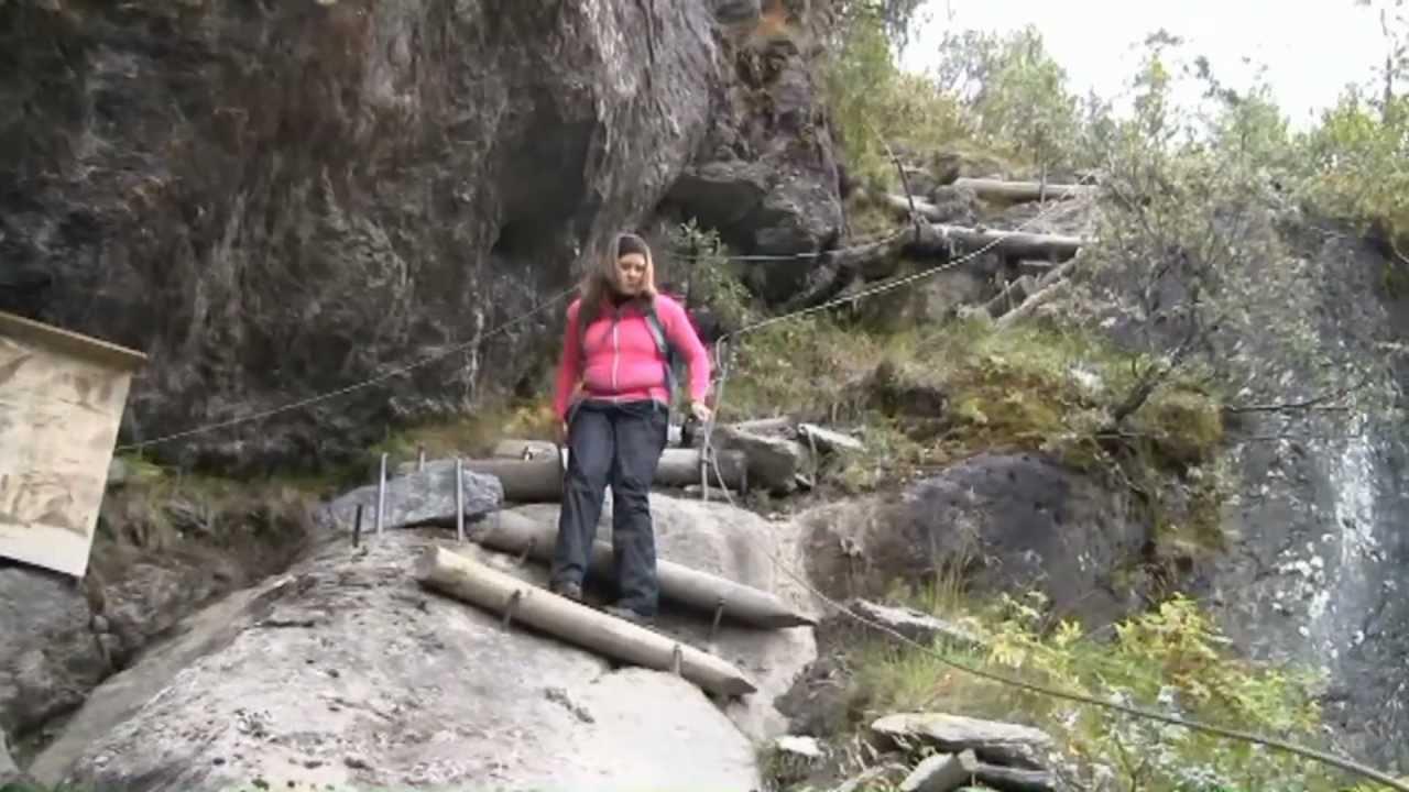 von Frank Einsteins VandringsTips.se Aurlandsdalen i Norge