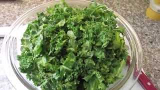 Veda Day 6 - Kale & Artichoke Dip Recipe