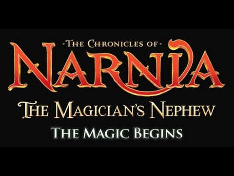 the silver chair movie 2015 recliner chairs chronicles of narnia magician's nephew trailer - youtube