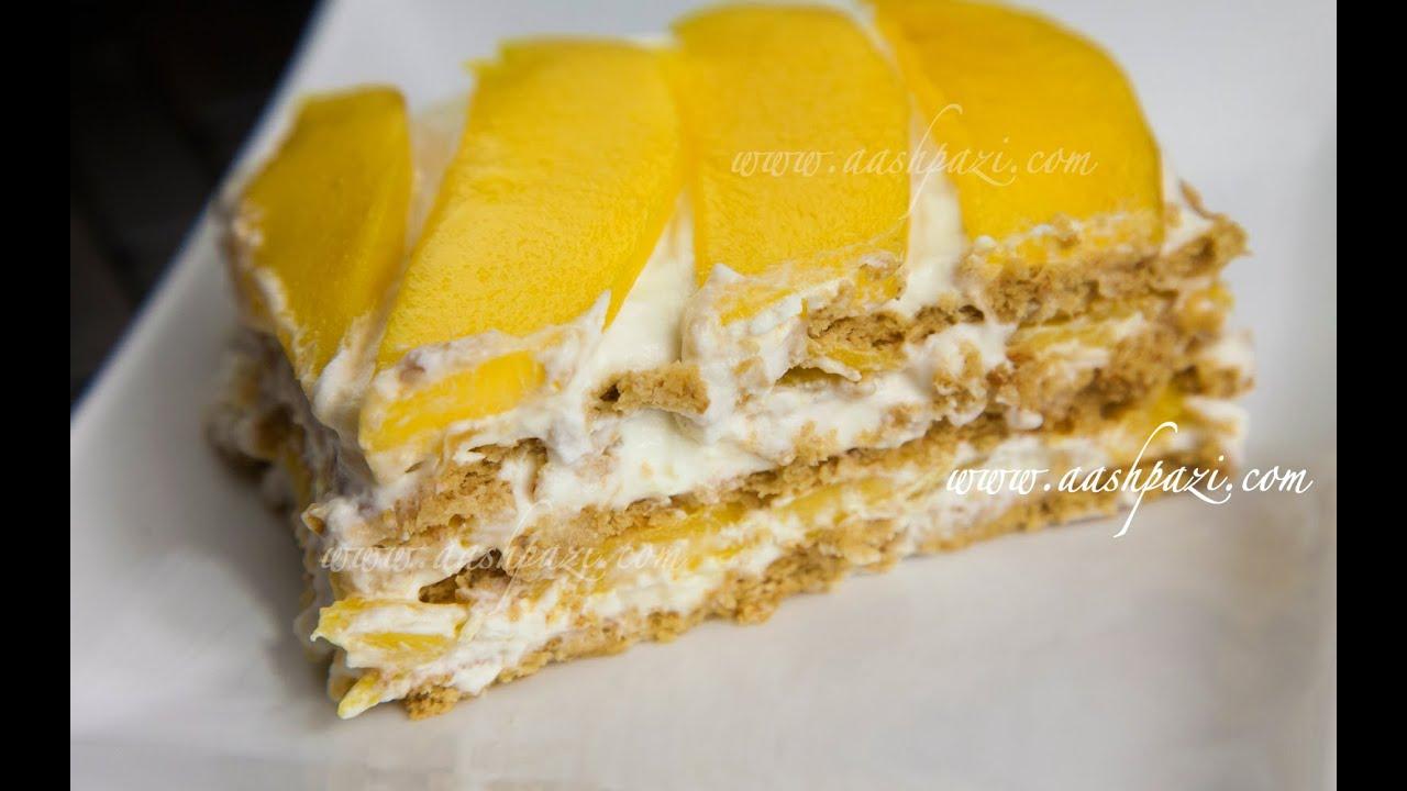 Mango Cake Recipe Panlasang Pinoy