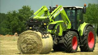 One for all -- the ARION 400. In developing the ARION 400, CLAAS ha...