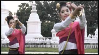 นาฏศิลป์เชียงใหม่ Chiangmai Dancing Style_THAI SOUND