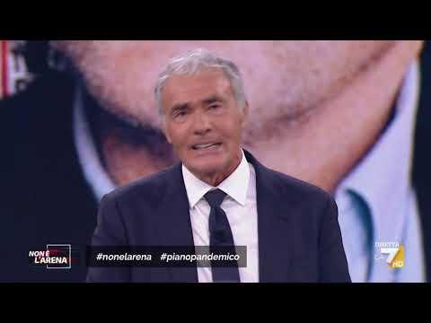 """La sfuriata di Massimo Giletti: """"Ma che Paese è questo? Un Paese che fa cacciare una persona ..."""