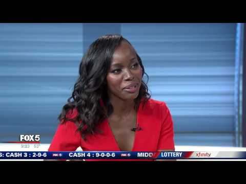 '24:Legacy' star Anna Diop on Good Day Atlanta - YouTube