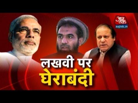 Narendra Modi Raises Concern On China's support for Zakiur Rehman Lakhvi