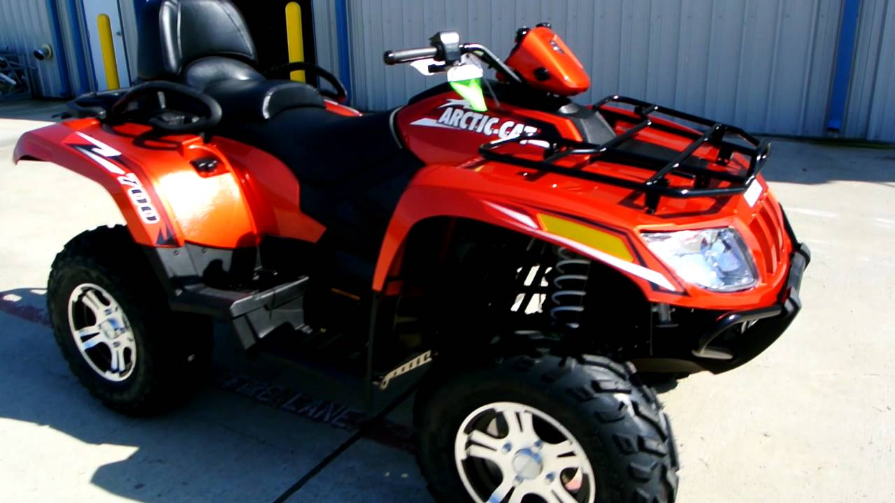 2012 arctic cat trv 700 i gt two rider atv youtube. Black Bedroom Furniture Sets. Home Design Ideas