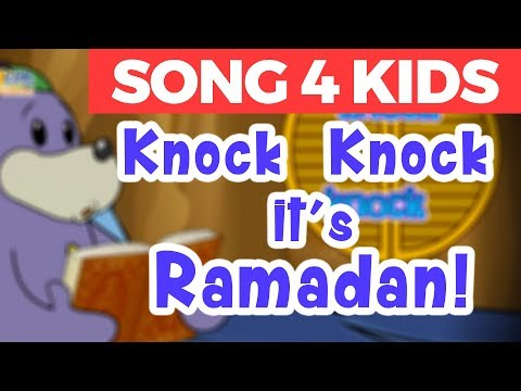 New Zaky Ramadan nasheed - Knock Knock It's Ramadan with Muhammad Khodr