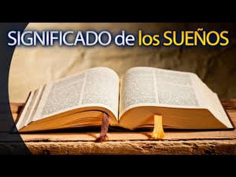INTERPRETA SUEÑOS DE DIOS-SIGNIFICADO BÍBLICO DE LOS SUEÑOS