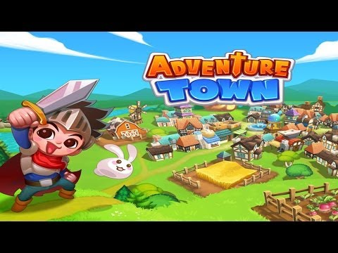 Official Adventure Town Launch Trailer