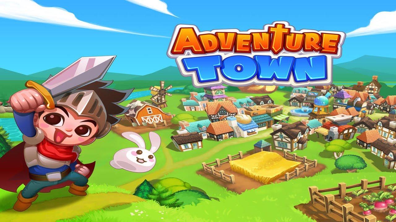 Official Adventure Town Launch Trailer