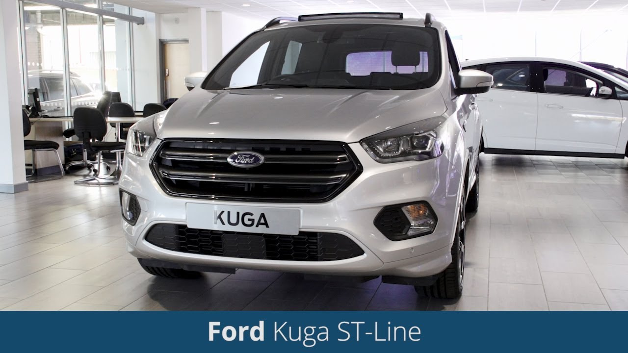 ford kuga st line 2017 review youtube. Black Bedroom Furniture Sets. Home Design Ideas
