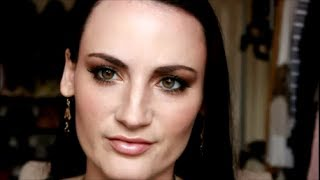 Bronze Beautiful Prom or Special Occasion Makeup Tutorial Thumbnail