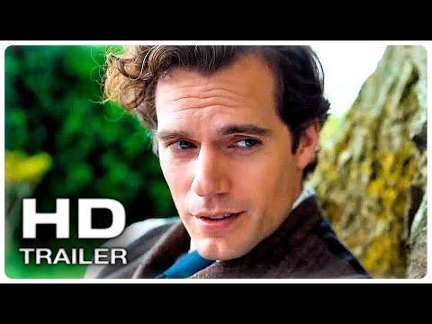 ЭНОЛА ХОЛМС Русский Трейлер #1 (2020) Милли Бобби Браун, Генри Кавилл Netflix Movie HD
