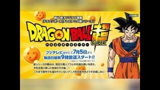 Dragon Ball Súper: Tráiler, primera imagen y posible nuevo villano