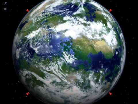 Pandora Planet Map - Pics about space