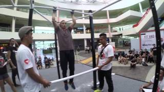 First Indonesia Street Workout Championship by Workout Embassy