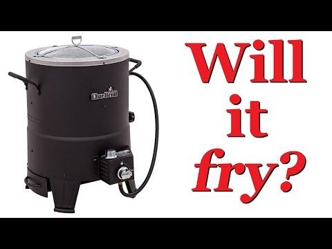 Char-Broil Big Easy Turkey Fryer Review