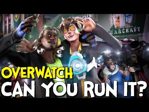 Overwatch► Can You Run it? ➜ Overwatch MIN System Requirements Test