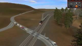 Trainz PC Game Video #1