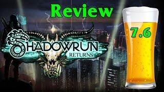 DBPG: Shadowrun Returns Review (PC)