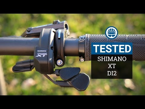 XT Di2 First Ride - Shimano's Less Unaffordable Electronic Drivetrain