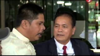 """Gusto mo bang maging VP ni """"Bayaw""""?"""
