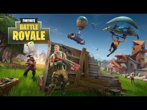 Bis zum letzten Mann - Fortnite: Battle Royale #01
