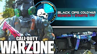 Call Of Duty WARZONE: The COLD WAR UPDATE EXPLAINED! (Late Launch, Shared Content, & More!)