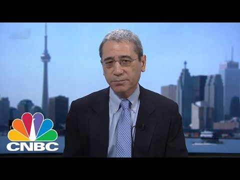 Safanad's John Rutledge: Unrealistic To Expect 'Meaningful' Trade Talks With China | CNBC