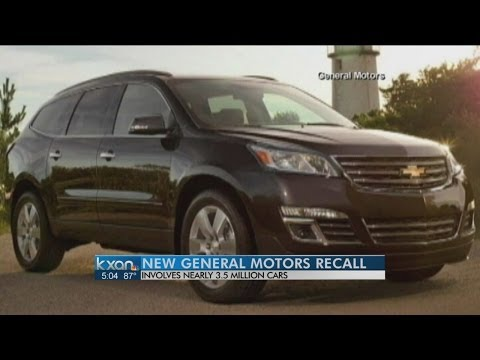 GM recalls 2.4 million more vehicles