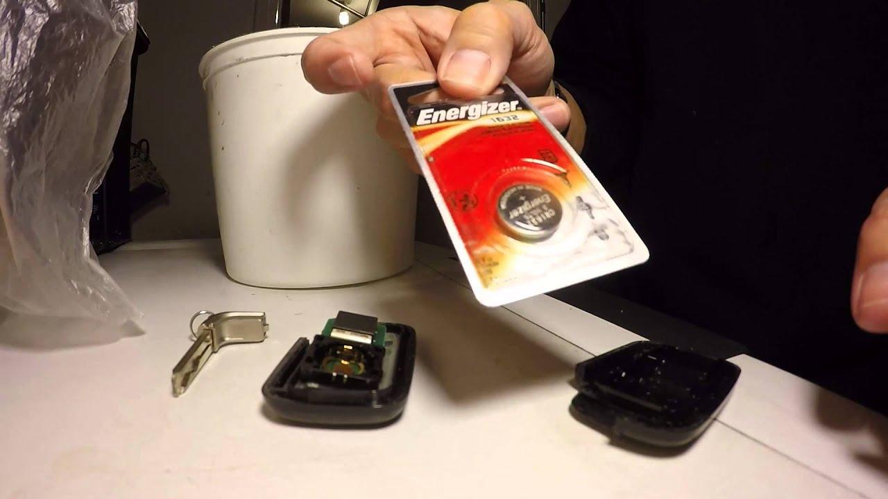 Key Fob Replacement >> 2007 Lexus ES350 Key FOB Battery Change - YouTube
