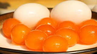 Homemade Salted Duck Eggs 腌咸鸭蛋 ~ 出油起沙的咸蛋 ~ 方法简单,一看就会